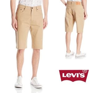 New! Levi's 569 Loose Straight Shorts. 31